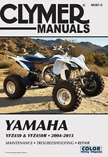 2004-2013 Yamaha YFZ450 YFZ450R ATV Repair Manual 2008 2009 2010 2011 2012 M2872