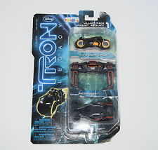 TRON LEGACY VILLAIN PACK  Toys R Us Exclusive Diecast Set NEW