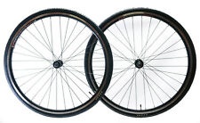 700c Aluminum Road Bike Wheelset Freewheel Compatible Front + Rear + Tires NEW