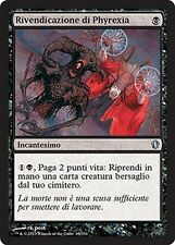 2x Rivendicazione di Phyrexia - Phyrexian Reclamation MTG MAGIC C13 2013 Ita