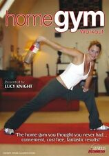 Home Gym Workout (DVD, 2010) with Lucy Knight - Trim and Fit at Home