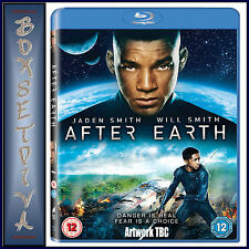 AFTER EARTH - Will Smith   **BRAND NEW BLU-RAY  **