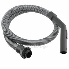 MIELE Vacuum Cleaner Hose Silver Suction Pipe Tube & Curved Nozzle S4210 S4211