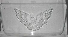 Pontiac Firebird & Trans Am Clear Front License Plate Cover (1998-2002)