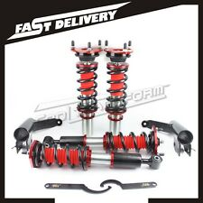 For Acura RSX DC5 2002-2006 Coilover Damper Coil Spring Struts Adj. Height