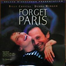Forget Paris - Widescreen Laserdisc free shipping for 6