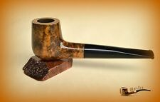 HAND MADE WOODEN SMOKING PIPE for TOBACCO  BRUYERE no 70 Brown  Briar + BOX