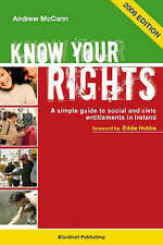 Know Your Rights, Andrew Mccann, Very Good, Paperback