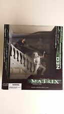 The Matrix- Neo-The Matrix Reloaded- Chateau Scene- Series1 Boxed Set MIB