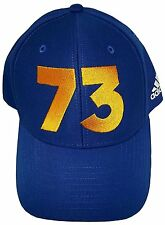 NBA Golden State Warriors Adidas 73 Wins Adjustable Hat, Blue
