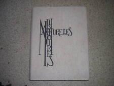 1983.histoires naturelles / Jules Renard.gravures par Cadiou (signé).299ex.