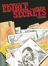 Edible Secrets: A Food Tour of Classified US History-ExLibrary