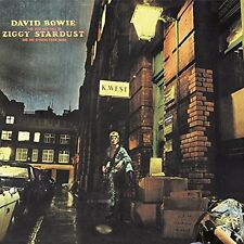 DAVID BOWIE - RISE AND FALL OF ZIGGY STARDUST: CD ALBUM (2012 Remaster) (2015)
