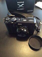 Fujifilm X Series X100T 16.3 MP Digital Camera - Black