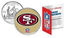 SAN FRANCISCO 49ers *Officially Licensed* NFL CALIFORNIA US State Quarter Coin