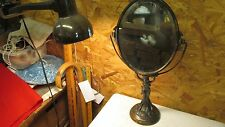 Vintage Art Nouveau Coppertone Vanity Shaving Mirror