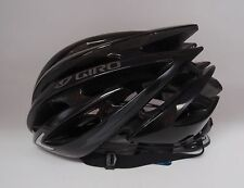 Giro Bicycle Helmets Aeon Black-Charcoal Large #2027089