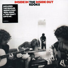 The Kooks - Inside in Inside Out [New CD] England - Import