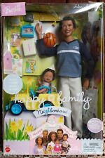 Alan & Ryan Happy Family Barbie Doll Ken 1st Birthday African American AA DENT""
