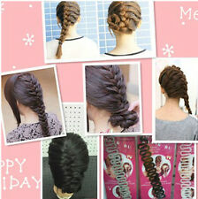 CHIC French Hair Braiding Tool Roller With Magic hair Twist Styling Bun Maker