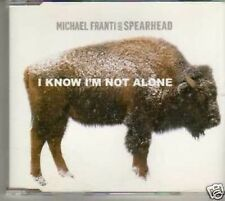 (961G) Michael Franti & Spearhead, I Know I'm...- DJ CD