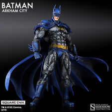 Batman Arkham City Play Arts Kai Batman 1970s Batsuit Skin Figure