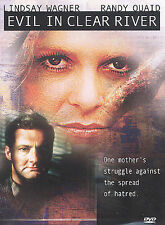 EVIL IN CLEAR RIVER - Lindsay Wagner, Thomas Wilson Brown  / NEW DVD/