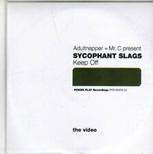 (BB290) Sycophant Slags, Keep Off - DJ DVD
