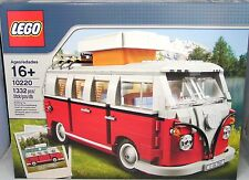 Lego Creator 10220 volkswagen t1 furgón vivienda VW descubrimos bus en exclusiva nuevo New Sealed