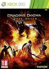Dragon's Dogma Xbox 360 game New and sealed X360