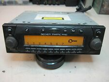 AUTORADIO CD BECKER TRAFFIC PRO DA RIPARARE