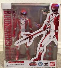 SH FIGUARTS BOUKENGER/POWER RANGERS OPERATION OVERDRIVE BOUKENRED SHIPPING NOW!