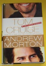 Tom Cruise Unauthorized Biography! 2008 First ED - Andrew Morton Nice See!