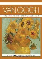 Van Gogh: The Great Artists Collection, Includes 6 FREE ready-to-frame 8 x 10 p