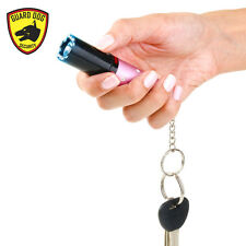 Guard Dog Security Keychain Stun Gun With 100 Lumen Flashlight - Pink