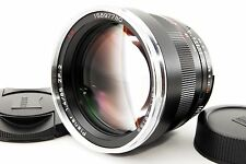 "Carl Zeiss Planar T* 85mm F/1.4 ZF.2 Lens ""TOP MINT"" From Tokyo Japan"