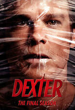 Dexter: The Final Season New Region B Blu-ray