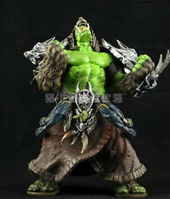 WOW World Of Warcraft Orc Shaman Rehgar Earthfury Toy Figure Doll New In Box