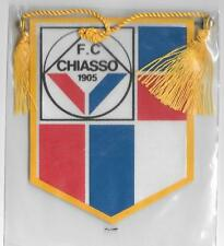 FC CHIASSO FOOTBALL CLUB SWITZERLAND OFFICIAL SMALL PENNANT SEALED OLD
