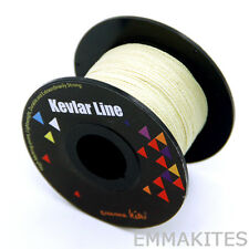 100ft 250lb Braided Kevlar Line String Fishing Line Camping Kite Flying Cord