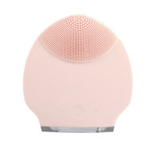 New Waterproof Vibrators Sonic Silicone Facial Cleansing Brush For Skin US