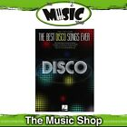 New Best Disco Songs Ever PVG Music Book - Piano Vocal Guitar