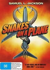 Snakes On a Plane- Samuel L. Jackson  (DVD, 2009) #218