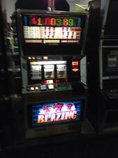 Bally Blazing 7's   Slot Machine w/ progressive