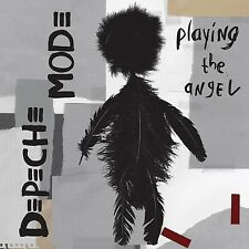 Depeche MODE-PLAYING THE ANGEL 2 VINILE LP NUOVO