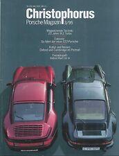 1995 PORSCHE CHRISTOPHORUS MAGAZIN NR 254 DEUTSCH