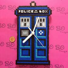 Doctor Who Tardis Pixel Clock