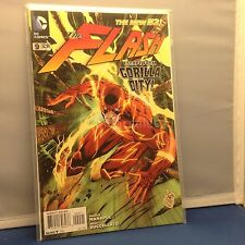 DC COMICS THE NEW 52! THE FLASH #9