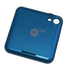 Genuine Original Battery Back Cover For Motorola Flipout MB511 - Blue