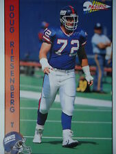 NFL 215 Doug Riesenberg T Tackle Pacific 1992